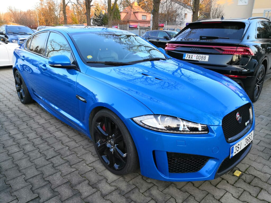 kontrola ojetého vozu, zkoukniauto, ojetý jaguar, jaguar